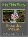 Save Water. Manual for Group Use